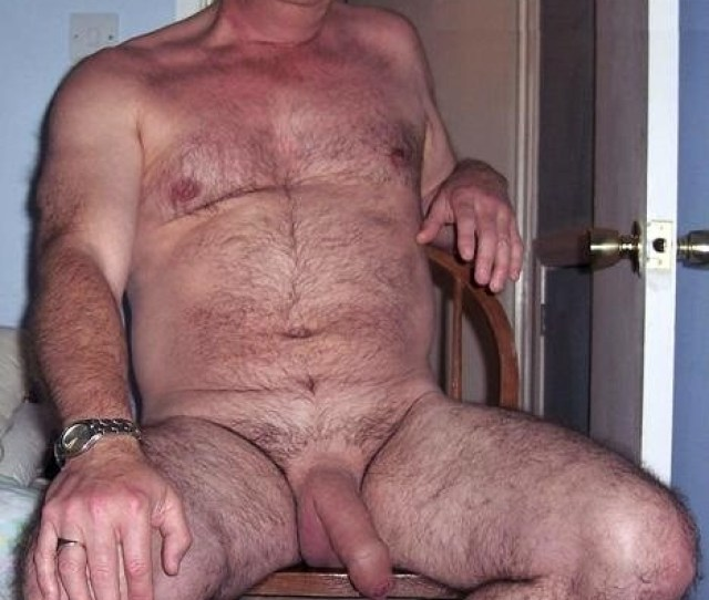 Nude Old Men Gay Daddies And Bears