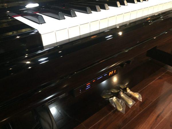 Yamaha TransAcoustic upright piano – Model U1-TA2