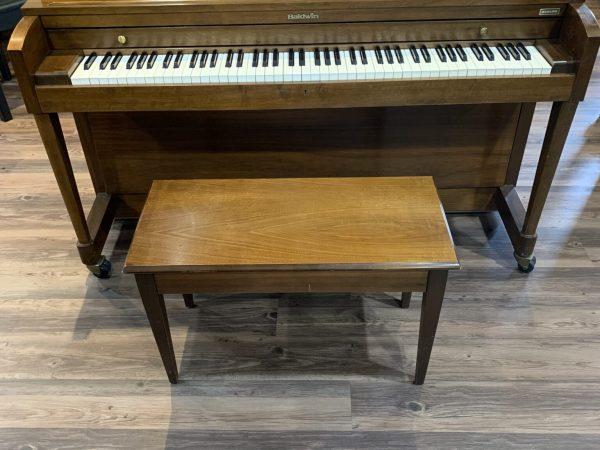 """Baldwin """"Hamilton"""" Model 243 Upright Piano ** SOLD"""