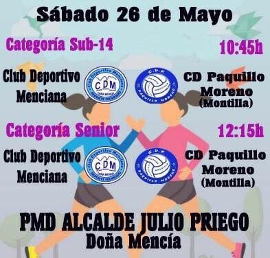 "I Torneo ""Mujer y deporte"""