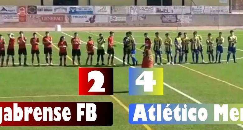 Photo of Mencisport TV | CD Egabrense FB 2-4 Atlético Menciano (4ª Andaluza Cadete Gr1)