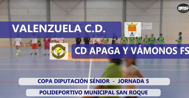 Photo of Mencisport TV | Valenzuela CD 2-4 Apaga y Vámonos FS (Copa Diputación Sénior Jornada 5)