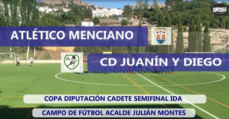 Photo of Mencisport TV | Atlético Menciano 3-2 CD Juanín y Diego (Semifinales Copa Diputación Ida)
