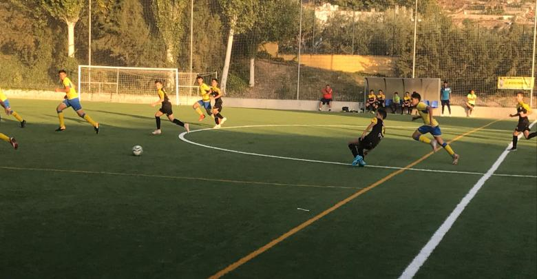 Photo of Mencisport TV | Resumen Atlético Menciano 2-4 Colonia Fuente Palmera (3ª Andaluza Cadete)