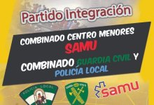Photo of Un combinado de la Policía Local y Guardia Civil se enfrentarán por la integración ante un equipo del Centro de Menores SAMU