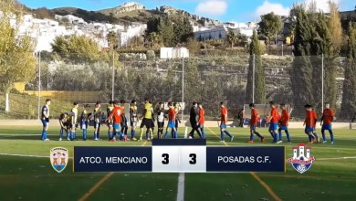 Photo of Mencisport TV|Resumen Atco.Menciano 3-3 Posadas C.F. (Jornada 10 – 3ª Andaluza Cadete)