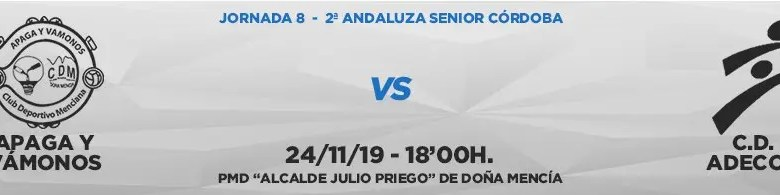 Photo of Directo| Apaga y Vámonos – Adecor F.S. (Jornada 8 – 2ª Andaluza Senior Futsal)