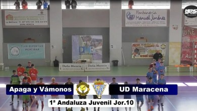 Photo of Mencisport TV | Resumen CD Apaga y Vámonos FS 4-5 UD Maracena | 1ª Andaluza Juvenil FS