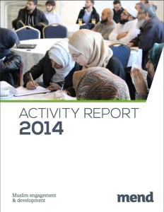 MEND Activity Report (2014)
