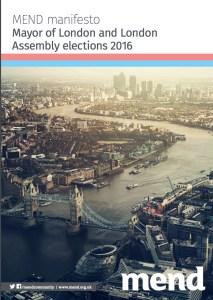 London Mayoral and GLA Elections Manifesto (2016)