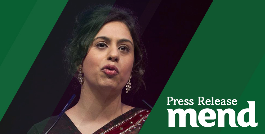 Over 100 Muslim Organisations and Leaders send a letter to the Home Secretary calling for Sara Khan to be sacked as Chair of Countering Extremism Commission