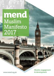 Muslim Manifesto
