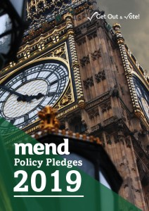MEND Policy Pledges 2019