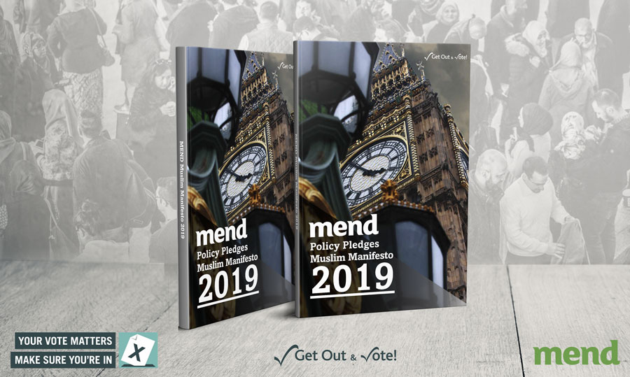MEND Launches its Policy Pledge Manifesto Ahead of a General Election