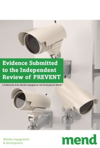 Evidence Submitted to the Independent Review of PREVENT