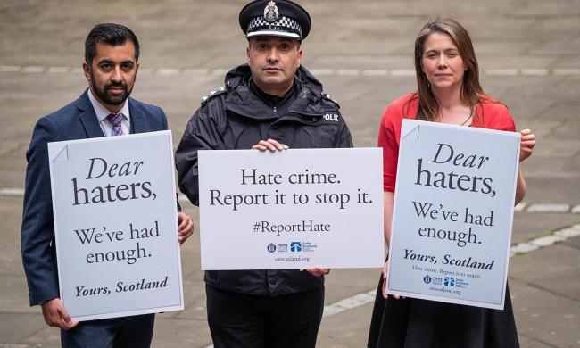 Proposed Scottish Hate Crime Legislation Leaving Minorities Susceptible to Hate Crimes
