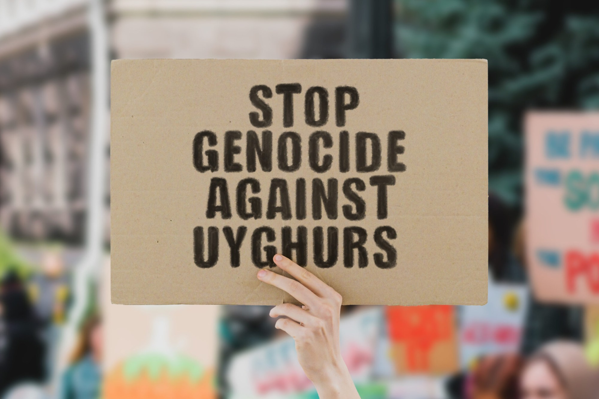22nd March is the day that Parliament must decide to take a stand against genocide