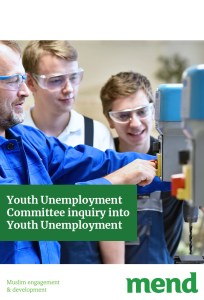 MEND submission to Youth Unemployment inquiry