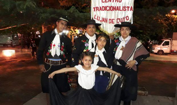 El Centro Tradicionalista Luján de Cuyo cumplió 49 años