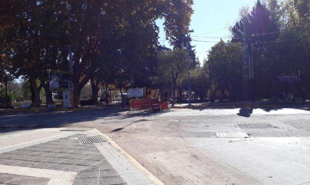Un puente unirá las calles Carrodilla y La Pampa