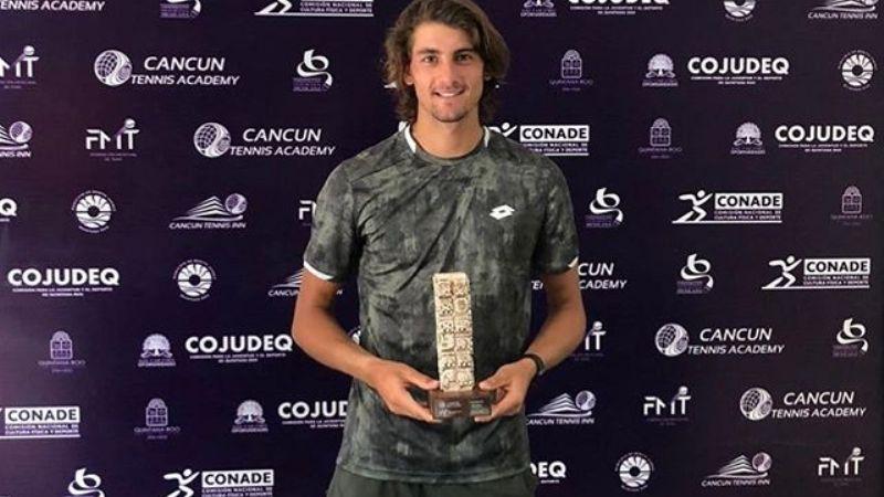Peña López se consagró campeón en México