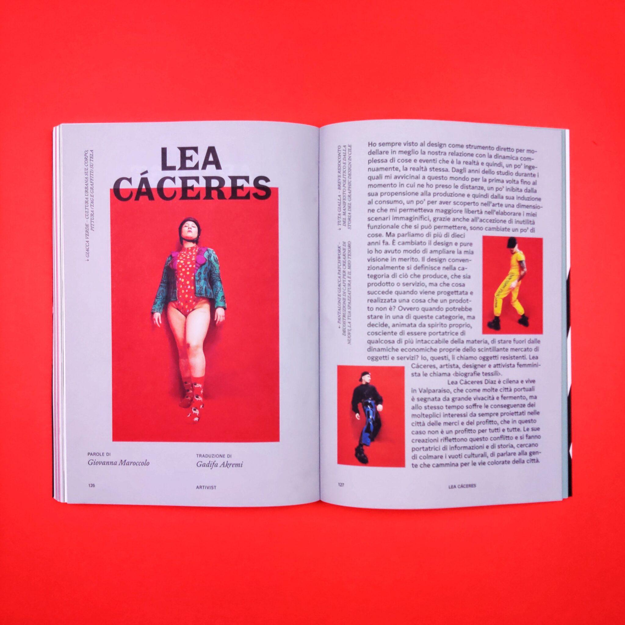 Lea Cáceres