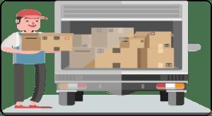 transporte con furgonetas