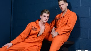 Sexe gay en prison