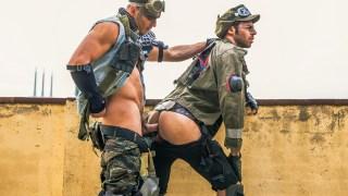 Apocalypse , le film gay- Partie 3 – Dario Beck, Paddy O'Brian