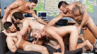 Ex-Machina, la parodie gay Episode 5