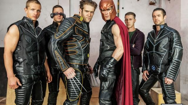 X-Men – Episode 4  : Gang bang entre superheros