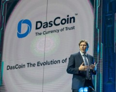 Exchanges announced to publicly trade DasCoin from today
