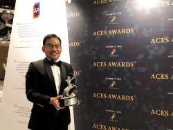 'AP Thailand' only top developer from Thailand to win Asia's revered award of 'excellence as most influential company of 2018'