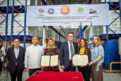 ASEAN humanitarian assistance centre and Deutsche Post DHL Group to collaborate on disaster management and recovery