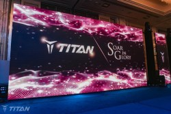 Congratulations on the Titan Plan Global Launch Conference in Singapore
