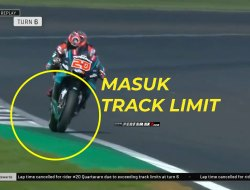 Race Director MotoGP Perketat Track Limit dengan Sensor Tekanan