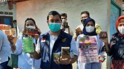 BBPOM Riau Amankan Ribuan Obat dan Kosmetik Ilegal di Dumai