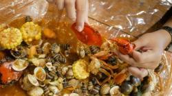 Seafood Beserak di Pesonna Hotel Pekanbaru