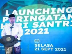Tema Hari Santri 2021: Santri Siaga Jiwa Raga