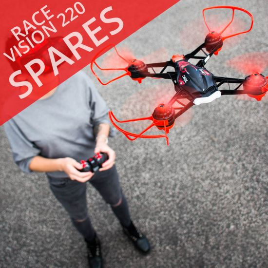 Nikko Drl Race Vision 220 Fpv Pro Drone Spares