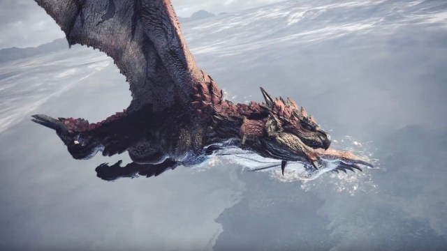 Monster Hunter World: Iceborne 相當於至今為止的「G」系列