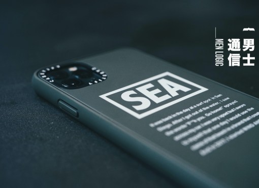 iPhone SE 都有份!WIND AND SEA x CASETiFY 聯名再臨