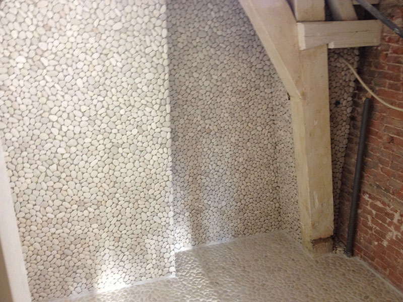 Kiezel mozaiek badkamer beste huis beste huis
