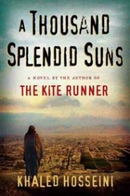 A Thousand Splendid Suns book cover