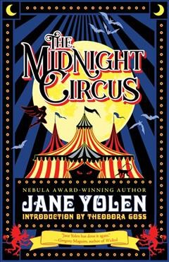 The Midnight Circus book cover
