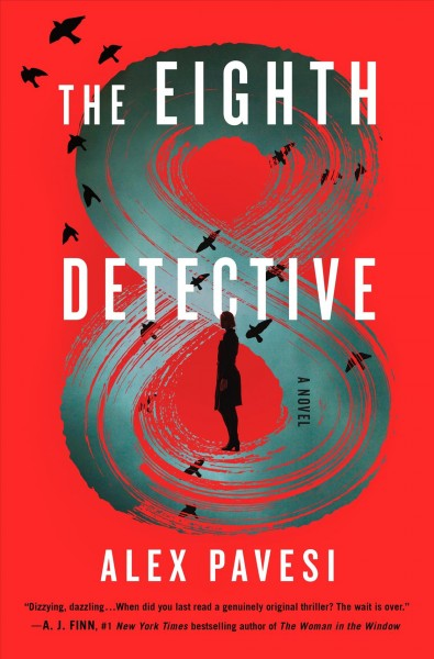 The Eighth Detective book cover