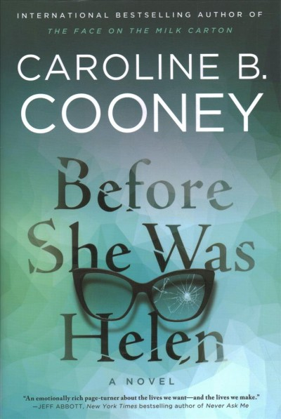 Before She Was Helen book cover