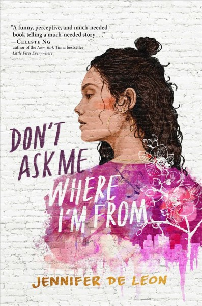 Don't Ask Me Where I'm From book cover