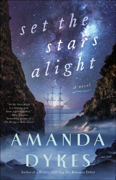 Set the Stars Alight book cover