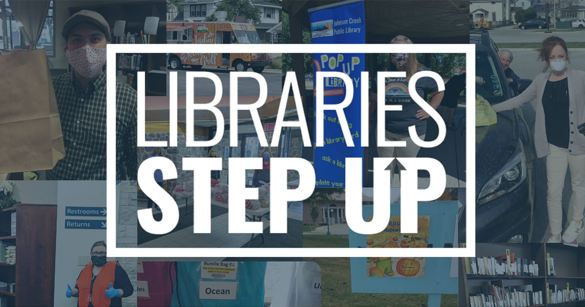 Libraries Step Up
